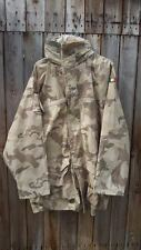IRISH ARMY DESERT DPM WET WEATHER  / GORETEX SET - XL - ULTRA RARE