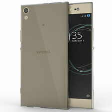 Ultra Thin Silicone Case For Sony Xperia XA1 Ultra Best Gel Back Phone Cover Uk