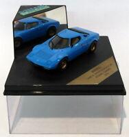 Vitesse Models 1/43 Scale Diecast V080C - 1974 Lancia Stratos Azurro Chiaro Blue