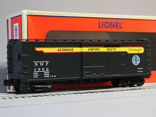 LIONEL NORTHWESTERN PACIFIC USRA DOUBLE SHEATH BOXCAR o gauge train 6-83350