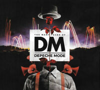 COFFRET BOX SET x3 CD THE MANY FACES OF DEPECHE MODE MADE IN MEXICO NEUF/BLISTER