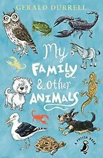 My Family and Other Animals by Gerald Durrell 9780141374109 |