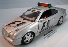 Mercedes Benz CLK AMG Safety Car F1 von Anson im Maßstab 1:18 Modellauto