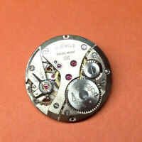 PESEUX 350 gents mechanical watch movement - restoration / repair