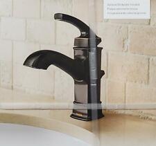 """Moen Hensley 4""""inch Bath Room Sink Faucet Mediterranean Bronze One Handle 1 in"""