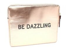 Kate Spade New York Women's Gold 'Be Dazzling' iPad Sleeve Case 4023