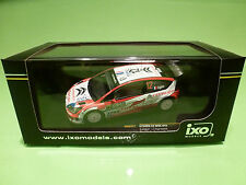 IXO 1:43 - CITROEN C4 WRC - RALLY ACROPOLIS 2009  RAM377    - IN  ORIGINAL  BOX