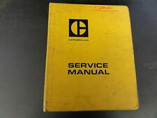 Caterpillar Guideline for Reusable Parts Service Manual
