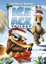ICE AGE TRILOGY ICE AGE 2 THE MELTDOWN ICE AGE 3 DAWN OF THE DINOSAURS DVD L NEW