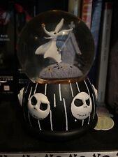 The Nightmare Before Christmas Zero Musical Snow globe HTF