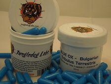 Pro-Grade Bulgarian Power BLUE OX - Tribulus Terrestris 95% Steroidal Saponins!