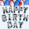"""16"""" joyeux anniversaire alphabet lettres  ballons pour Décoration de fête"""