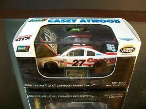 Casey Atwood #27 Castrol GTX 2000 Chevrolet Monte Carlo Revell 1:64 7,992