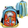 "16"" Disney 3D Pop-Out Backpack For Kids Boys Girls School Book Bag NEW"