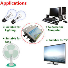 230V AC 600W 24V Solar Panel Waterproof  Inverter Power Inverter MPPT Function