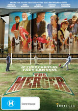 THE MERGER DVD NEW AND SEALED REGION 4 ( COMEDY) AUSTRALIAN MOVIE