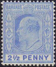 Edward VII (1902-1910) Bahamian Stamps