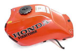 96 Honda Fourtrax 300 4x4 Gas Tank & Fuel Petcock TRX300FW