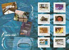 Bloc collector rare - Imprimerie des timbres de la poste - Salon du timbre 2012
