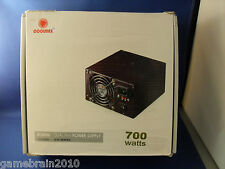 Coolmax 80Mm Dual Fan Power Supply 700 Watts-No Power: For Parts Only!