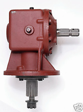 "75hp Rotary Cutter Gear Box 1-3/8"" 6 Spline X 15 Spline"