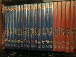 Pokémon Péliculas y Temporadas 1 / 2 en DVD - Pal España - SALVAT - Completos