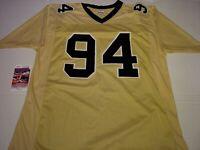 Cameron Jordan Signed Jersey (JSA COA)New Orleans Saints