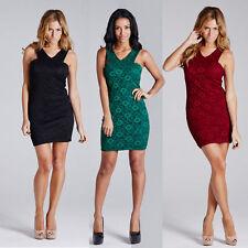 Polyester Little Black Short/Mini Dresses for Women
