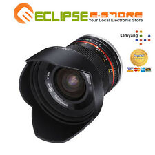 Brand New Special Price Samyang 12mm f/2.0 NCS CS Lens for Sony E