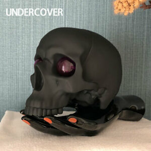 MEDICOM TOY UNDERCOVER x P.A.M. SKULL & HAND LAMP BLACK Limited JAPAN