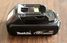 GENUINE MAKITA BL1815N 18V BATTERY 2018 new stock 1.5 A/H 12M MAKITA WARRANTY