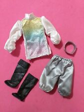 Set Ken rainbow prince Mattel barbie