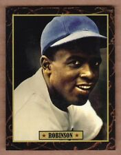 Jackie Robinson '46 Montreal Royals Ultimate Baseball Card Collection #40
