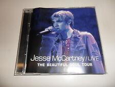 CD  Jesse McCartney Live-Beautiful Soul Tour