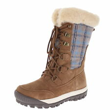 Bearpaw Lotus Hickory II Womens Snow Boots Size 9M