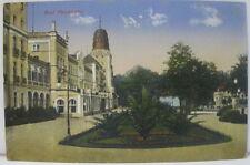 Alte AK Bad Neuenahr - Heliokarte - gelaufen 1916