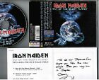 """IRON MAIDEN Out Of the Silent Planet JAPAN 3-track 5"""" CD TOCP-40144 w/OBI+INSERT"""