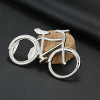 Bike Beer Metal Bottle Opener Cute keychain Car Key Ring Key fob Party Gift