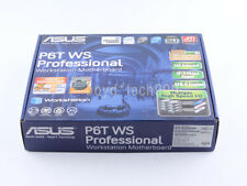 Nuevo ASUS P6T WS Profesional/zócalo LGA 1366 B Intel Placa Madre ATX