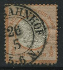 Germany 1872 1/2 groschen CDS used