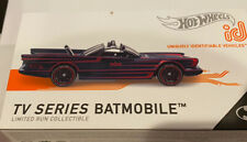 Hot Wheels ID TV Series Batmobile Limited Run Collectible