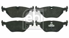 FEBI 16196 BRAKE PAD SET DISC BRAKE Rear