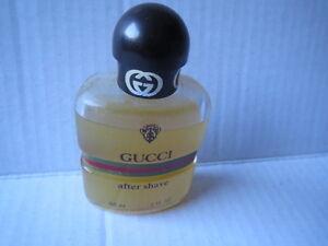 Vintage GUCCI After Shave 60ml OLD FORMULA 80% Full RARE