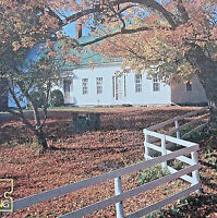 jigsaw puzzle 1500 pc Golden Guild A Fall Day Autumn Country House