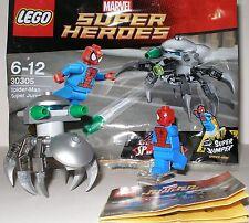 Lego 30305 Spiderman mit viel Zubehör Super Heoros - Spiderman OVP
