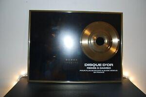 Disque D'or Damso - Ipséité