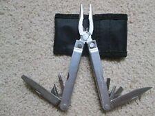 Rare Vintage Multitool LEATHERMAN PST Tool With Sheath Used_