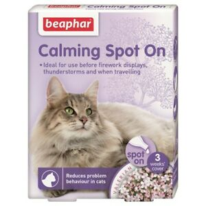BEAPHAR Calming Spot-On Cat