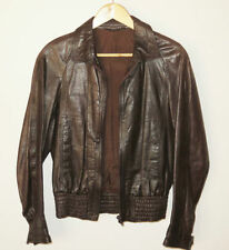 Leather Casual Vintage Clothing for Men