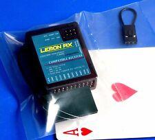 Lemon RX Diversity Antenna 2.4GHz Receiver 10-Ch DSMX™ Compatible Failsafe UART